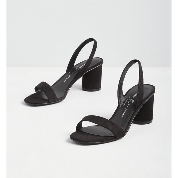 Chinese Laundry Shoes - ✨sale✨ Chinese Laundry sling back black heels